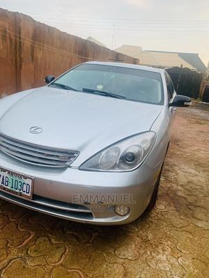 Lexus ES 2003 300 Silver | Cars for sale in Edo State, Ekpoma