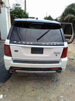 Land Rover Range Rover Sport 2012 White | Cars for sale in Lagos State, Ajah