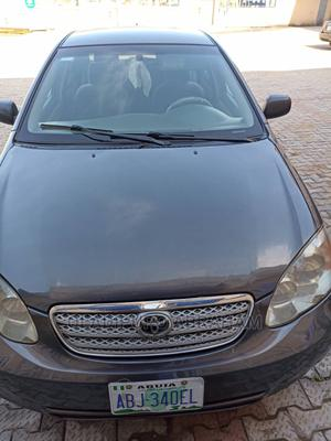 Toyota Corolla 2004 1.4 D Automatic Gray   Cars for sale in Abuja (FCT) State, Mpape