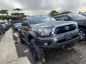 Toyota Tacoma 2012 Double Cab V6 Gray   Cars for sale in Lagos State, Apapa