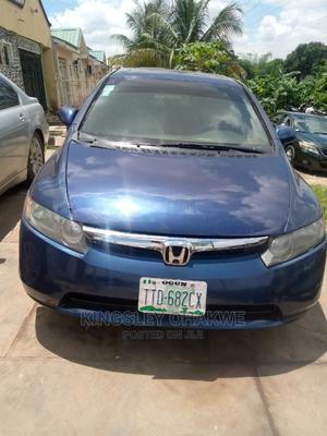 Honda Civic 2006 1.4 Blue | Cars for sale in Abuja (FCT) State, Karu