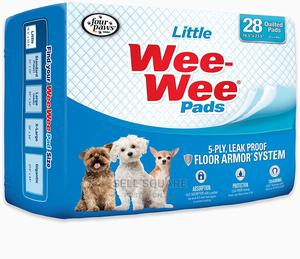 Wee-Wee Pads for Little Dogs | Pet's Accessories for sale in Lagos State, Surulere
