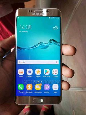 Samsung Galaxy S6 Edge Plus 32 GB Gold   Mobile Phones for sale in Anambra State, Awka