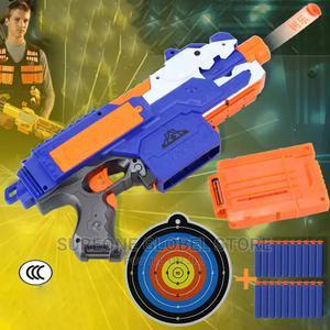 Pistol Toy Gun Darts Soft Hollow   Toys for sale in Lagos State, Lekki