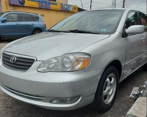 Toyota Corolla 2007 Silver | Cars for sale in Lagos State, Surulere