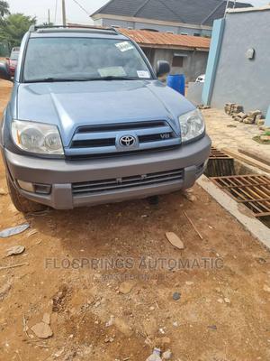 Toyota 4-Runner 2003 4.7 Blue | Cars for sale in Lagos State, Ifako-Ijaiye