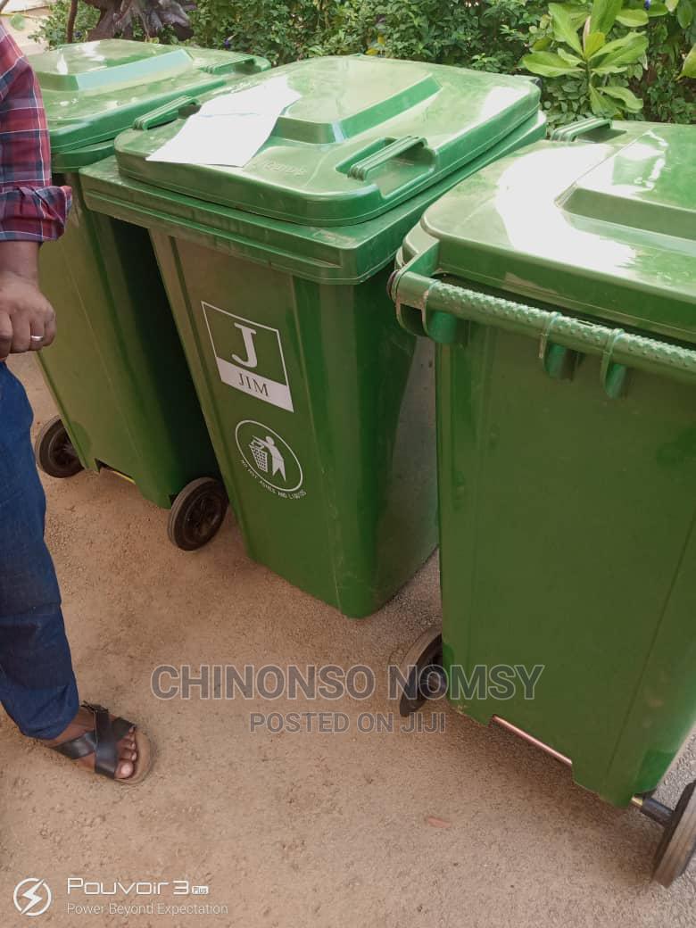 Waste Bin (Trash Bin)