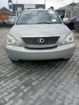 Lexus RX 2004 330 Gray   Cars for sale in Lagos State, Ajah