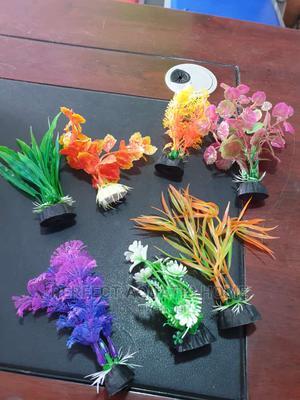 Aquarium Plants 19cm | Pet's Accessories for sale in Lagos State, Surulere