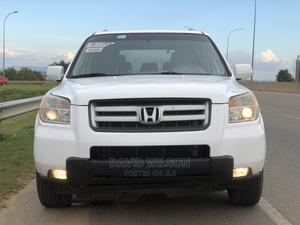 Honda Pilot 2006 LX 4x4 (3.5L 6cyl 5A) White   Cars for sale in Abuja (FCT) State, Lugbe District