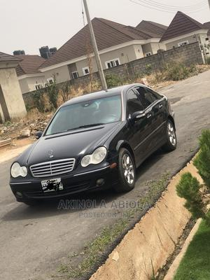 Mercedes-Benz C280 2008 Black | Cars for sale in Abuja (FCT) State, Gwarinpa