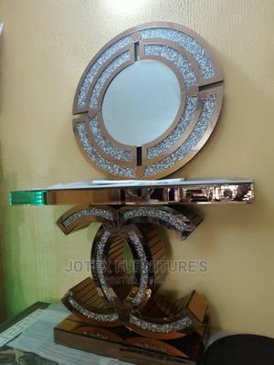 Console Mirror   Furniture for sale in Lagos State, Amuwo-Odofin