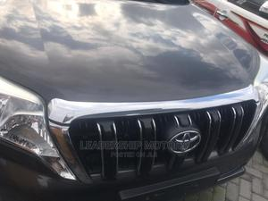 Toyota Land Cruiser Prado 2015 4.0 V6 Dual VVT-i Black | Cars for sale in Lagos State, Lekki