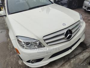 Mercedes-Benz C300 2011 White | Cars for sale in Lagos State, Surulere