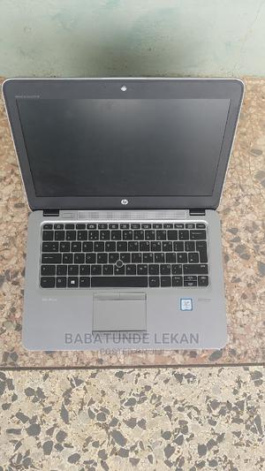Laptop HP EliteBook 820 G3 8GB Intel Core I5 SSD 256GB   Laptops & Computers for sale in Oyo State, Ibadan