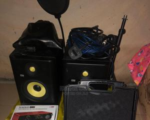 Krk Rokit5 Monitors 3rd Generation | Audio & Music Equipment for sale in Delta State, Sapele