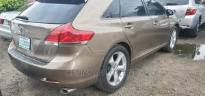 Toyota Venza 2010 Brown | Cars for sale in Lagos State, Surulere