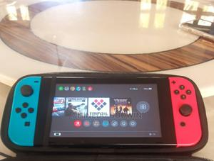 Very Neat Nintendo Switch With 21 Games | Video Game Consoles for sale in Rivers State, Port-Harcourt