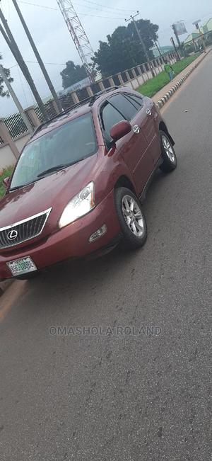 Lexus RX 2008 350 Red | Cars for sale in Delta State, Oshimili South