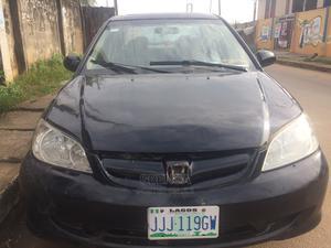 Honda Civic 2004 Black | Cars for sale in Lagos State, Abule Egba