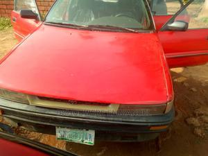 Toyota Corolla 1994 Hatchback Red   Cars for sale in Kaduna State, Zaria