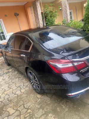 Honda Accord 2017 Black   Cars for sale in Lagos State, Lagos Island (Eko)