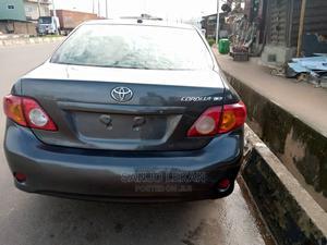 Toyota Corolla 2009 1.6 Advanced Gray | Cars for sale in Ogun State, Abeokuta North