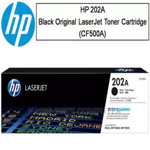 Genuine HP 202A Toner Cartridge   Accessories & Supplies for Electronics for sale in Lagos State, Lekki