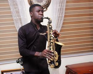 Competent Birthday Surprise Saxophonist | Musical Instruments & Gear for sale in Lagos State, Lekki