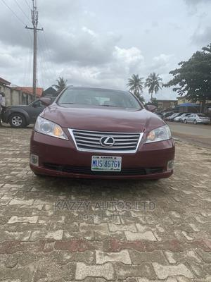 Lexus ES 2010 350 Red | Cars for sale in Lagos State, Alimosho