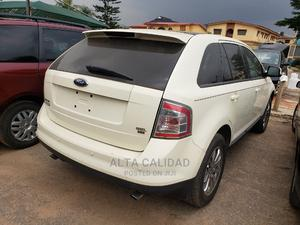 Ford Edge 2007 SE 4dr FWD (3.5L 6cyl 6A) Ivory | Cars for sale in Lagos State, Alimosho