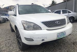 Lexus RX 2007 350 White | Cars for sale in Lagos State, Ogba