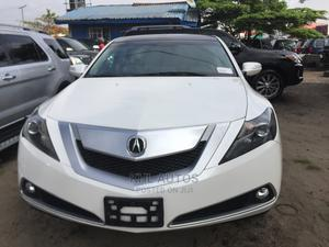 Acura ZDX 2012 Base AWD White   Cars for sale in Lagos State, Apapa