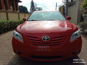 Toyota Camry 2009 Red | Cars for sale in Lagos State, Ikeja