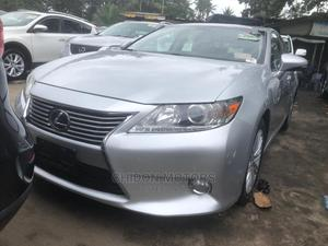 Lexus ES 2014 350 FWD Silver | Cars for sale in Lagos State, Apapa