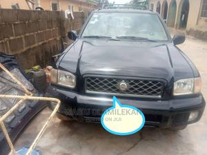 Nissan Pathfinder 2002 Black | Cars for sale in Lagos State, Abule Egba