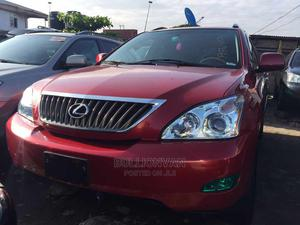 Lexus RX 2008 350 AWD Red | Cars for sale in Lagos State, Apapa