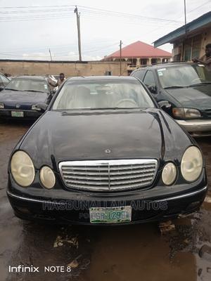 Mercedes-Benz E320 2003 Black | Cars for sale in Lagos State, Ifako-Ijaiye