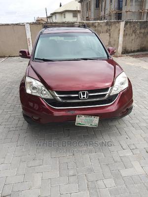 Honda CR-V 2011 Red | Cars for sale in Lagos State, Eko Atlantic