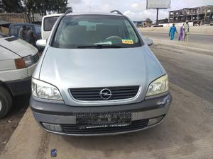 Opel Zafira 1998 Silver | Cars for sale in Lagos State, Isolo
