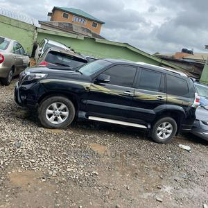 Toyota Land Cruiser Prado 2007 2.7 I 16V Black | Cars for sale in Lagos State, Agege