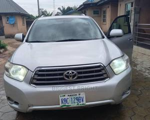 Toyota Highlander 2011 Limited Silver | Cars for sale in Edo State, Benin City