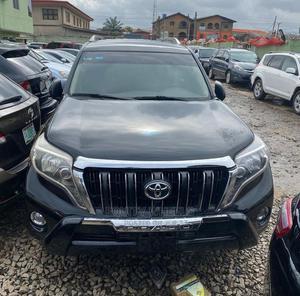 Toyota Land Cruiser Prado 2007 2.7 I 16V Black | Cars for sale in Lagos State, Ogba