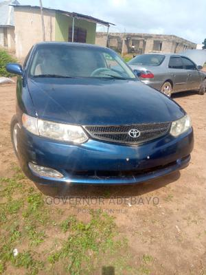 Toyota Solara 2003 2.4 Coupe Blue | Cars for sale in Kwara State, Offa