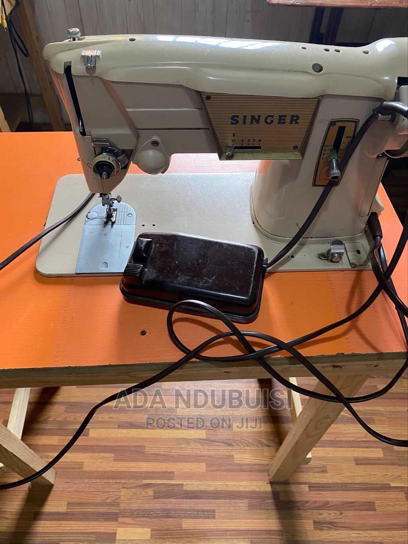 Original Singer Electric Sewing Machine
