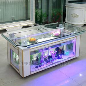 Center Table Aquarium Fish Tank | Pet's Accessories for sale in Lagos State, Lekki