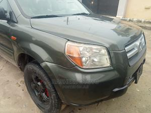 Honda Pilot 2007 Green | Cars for sale in Lagos State, Yaba