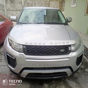 Land Rover Range Rover Evoque 2012 Silver   Cars for sale in Lagos State, Ajah