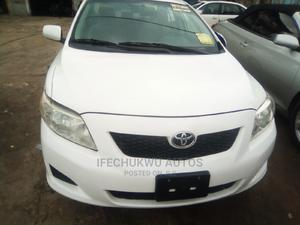 Toyota Corolla 2008 1.8 White   Cars for sale in Lagos State, Ikeja