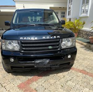 Land Rover Range Rover Sport 2008 4.2 V8 SC Black | Cars for sale in Abuja (FCT) State, Central Business District